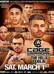 Cage Warriors 65: Maguire Vs. Rogers