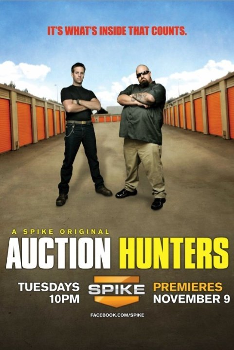 Auction Hunters: Season 1