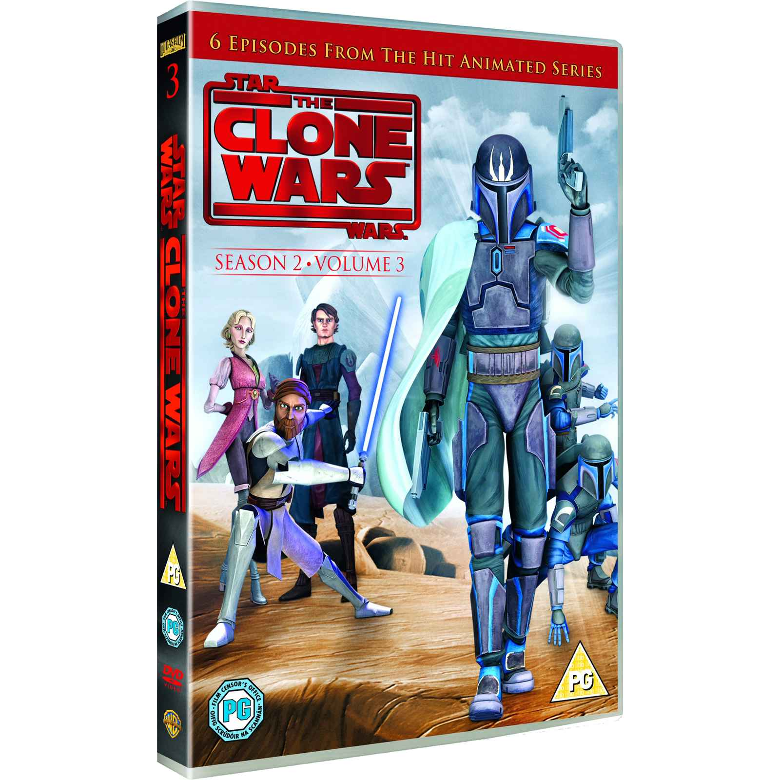 Star Wars: The Clone Wars: Season 5