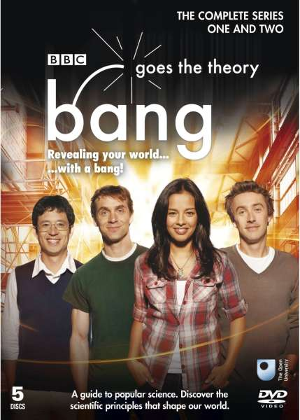 Bang Goes The Theory: Season 4