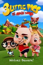 3 Little Pigs And The Magic Lamp