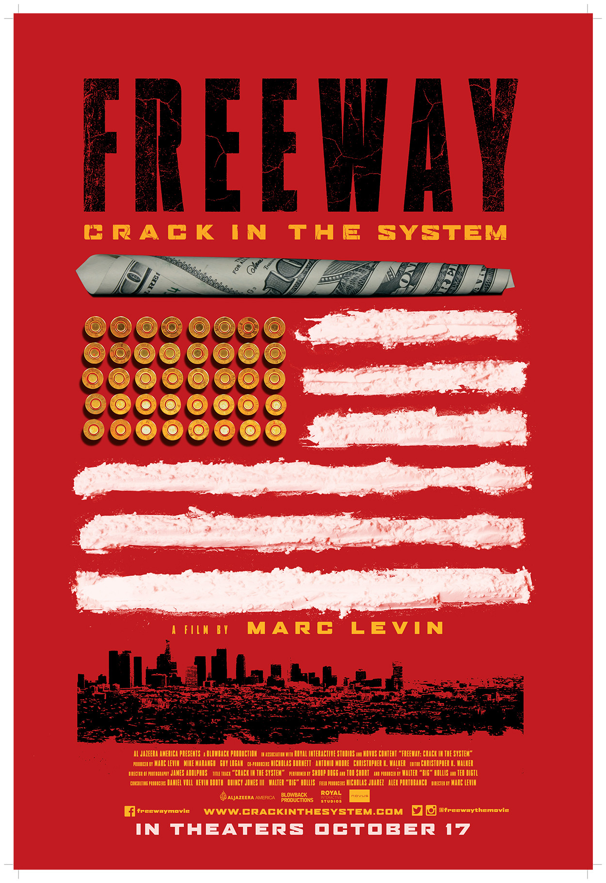 Freeway: Crack In The System: Season 1
