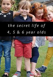 The Secret Life Of 4, 5 And 6 Year Olds: Season 1