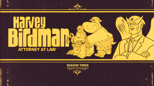Harvey Birdman, Attorney At Law: Season 3