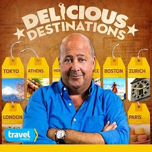 Bizarre Foods - Delicious Destinations: Season 2
