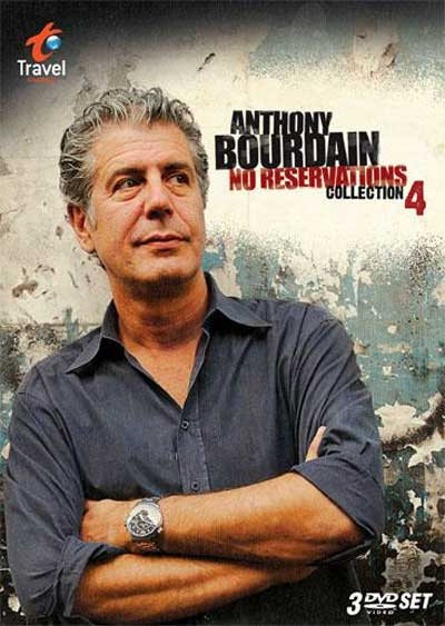 Anthony Bourdain: No Reservations: Season 4