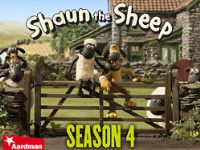 Shaun The Sheep: Season 4