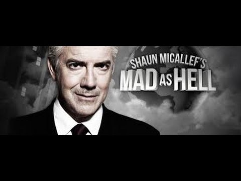 Shaun Micallef's Mad As Hell: Season 3