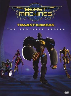 Beast Machines: Transformers: Season 2