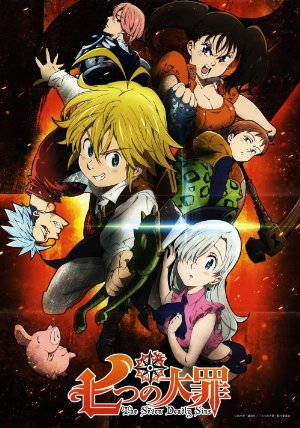 The Seven Deadly Sins: Season 2