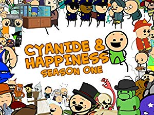 The Cyanide And Happiness Show: Season 3