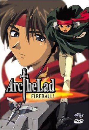 Arc The Lad (dub)