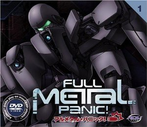 Full Metal Panic!: Season 1