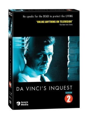 Da Vinci's Inquest: Season 5