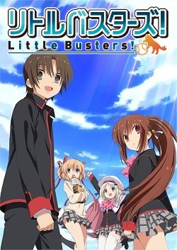 Little Busters! (dub)