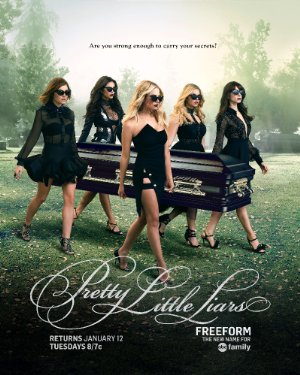 Pretty Little Liars: Season 7