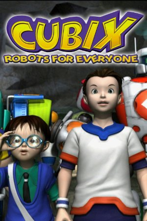 Cubix: Robots For Everyone: Season 1