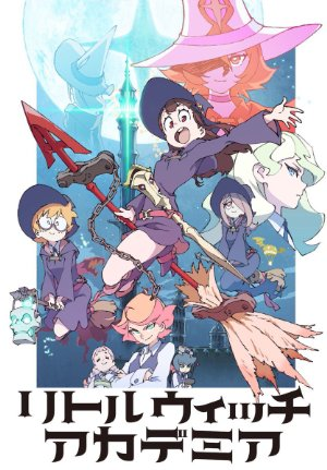 Little Witch Academia: Season 1