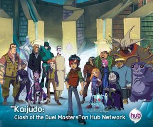 Kaijudo: Rise Of The Duel Masters: Season 2