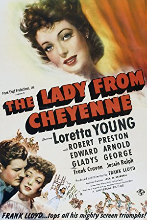 The Lady From Cheyenne