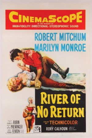 River Of No Return 1954