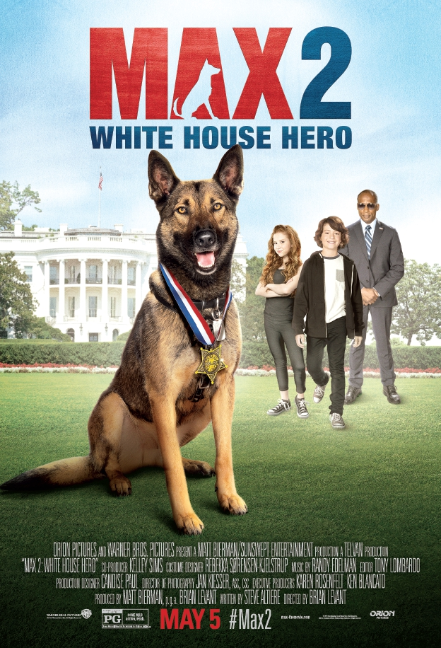 Max 2: White House Hero