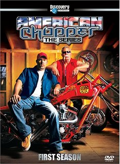 American Chopper: The Series: Season 1