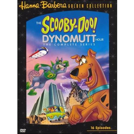 The Scooby-doo/dynomutt Hour: Season 2
