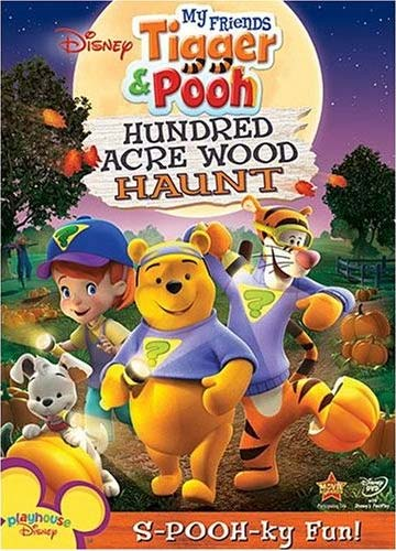 My Friends Tigger And Pooh: The Hundred Acre Wood Haunt