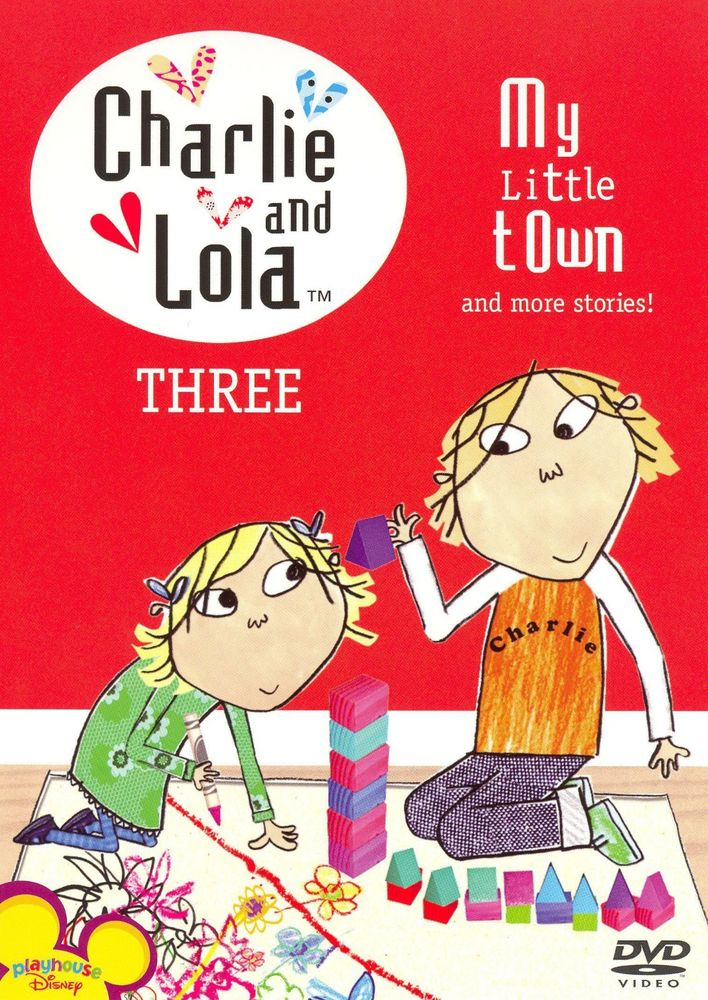 Charlie And Lola: Volume 3