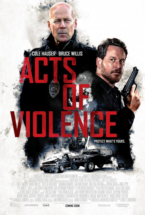 Acts Of Violence (2018)