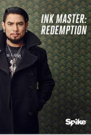 Ink Master: Redemption: Season 1