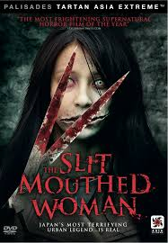 Carved: The Slit-mouthed Woman