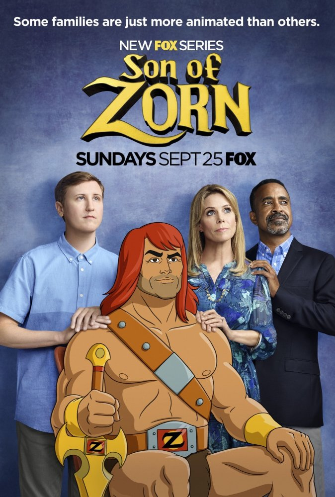 Son Of Zorn: Season 1