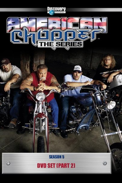 American Chopper: The Series: Season 5