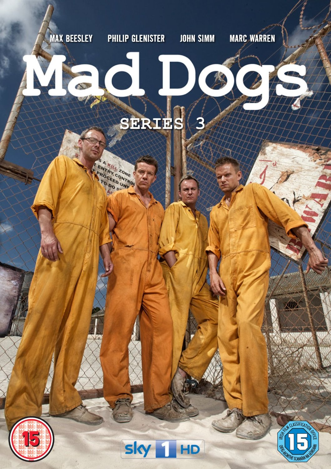 Mad Dogs: Season 3