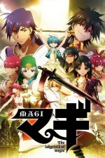 Magi: The Labyrinth Of Magic: Season 2
