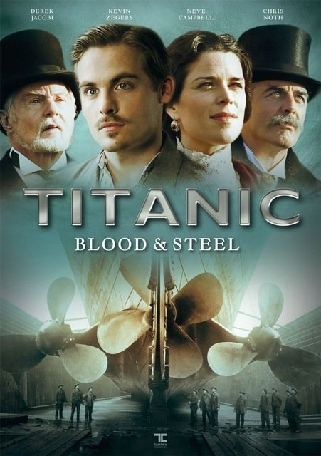 Titanic: Blood And Steel: Season 1