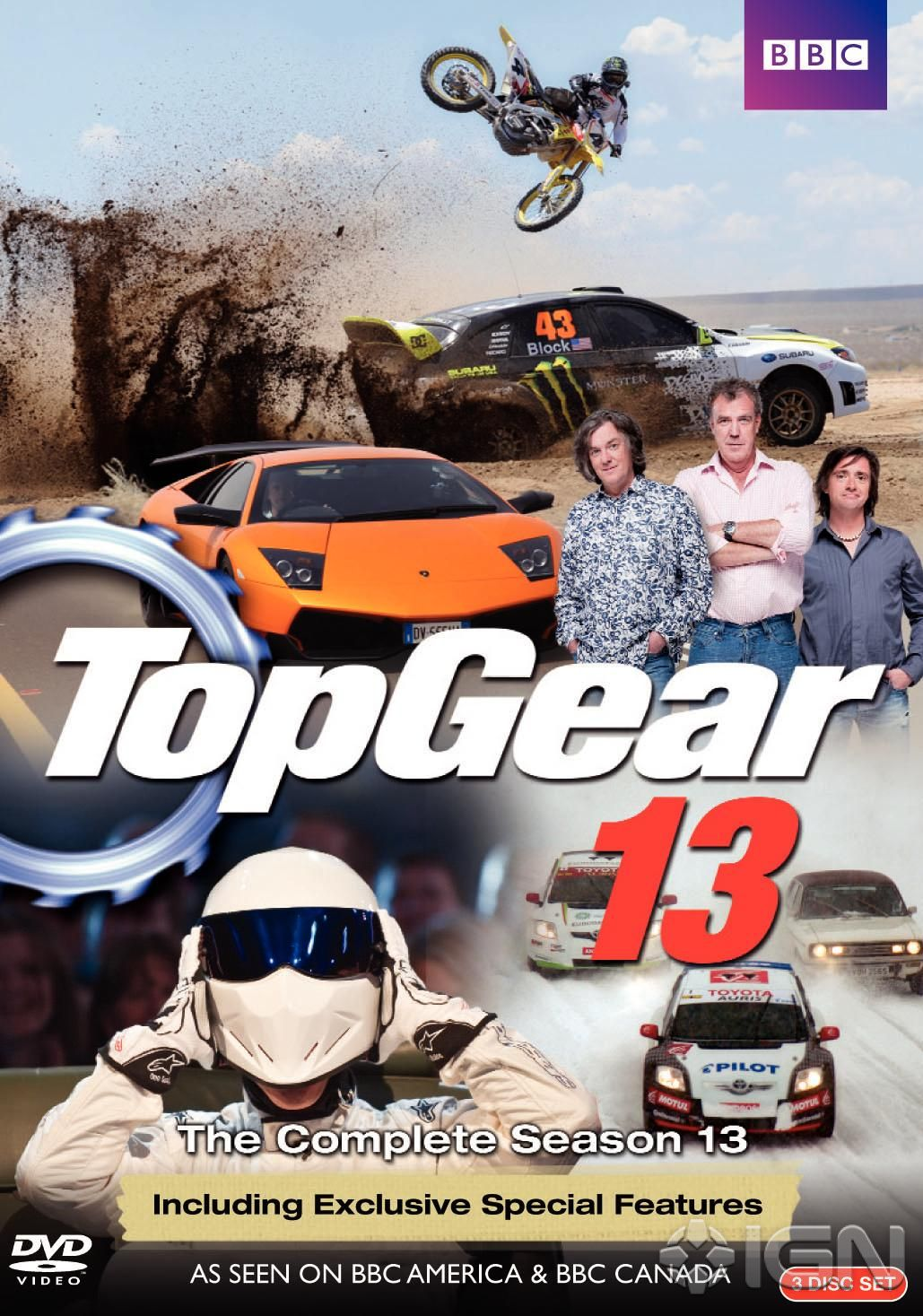 Top Gear: Season 13