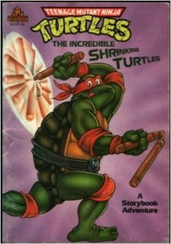 The Incredible Shrinking Turtles: Season 1