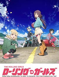 The Rolling Girls (sub)