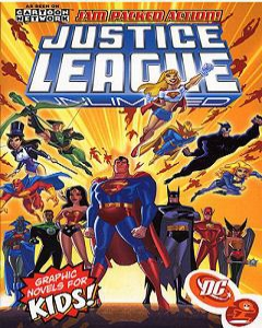 Justice League Unlimited: Season 1