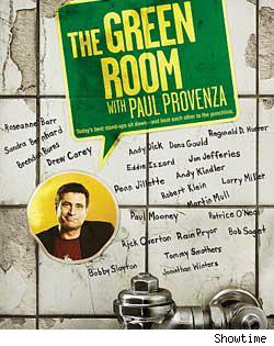 The Green Room With Paul Provenza: Season 2