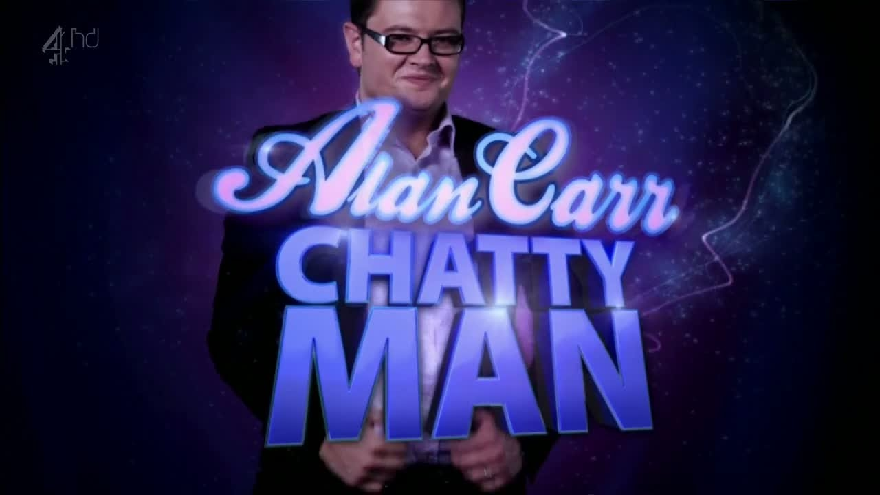 Alan Carr: Chatty Man: Season 13