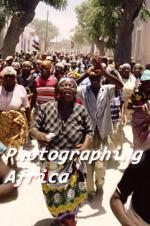 Photographing Africa