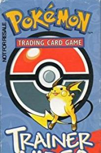 Pokémon Trading Card Game: Trainer Video