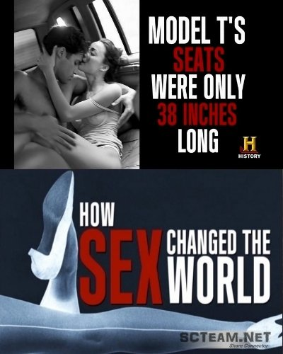 How Sex Changed The World: Season 1