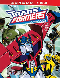 Transformers: Animated: Season 3