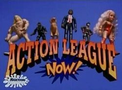 Action League Now!!