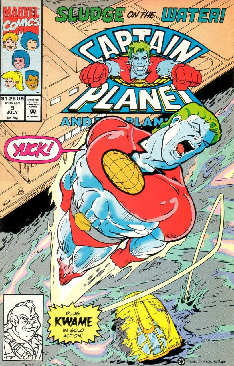 Captain Planet And The Planeteers: Season 5